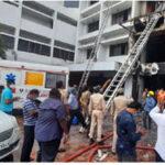 Seven killed in a fire at Covid centre in Vijaywada
