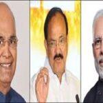 PM Modi, President Kovind and Vice President Naidu extend wishes on Raksha Bandhan