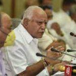 Karnataka Chief Minister BS Yediyurappa announces resignation